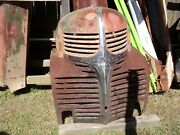 1939-1947 Dodge Truck Grille Support And Trim