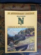 Walthers N And Z 50th Anniversary Catalog And Reference