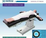 Hydraulic Up And Down C-arm Compatible Ot Surgical Table Operation Theater Table