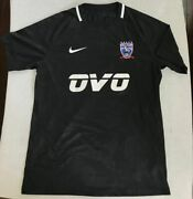 Ovo X Nike Uk Fc Soccer Jersey Friends And Family Player Exclusive Rare Unreleased