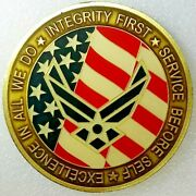 Us Air Force Surgical Services Challenge Coin Usaf Afsc 4n1x1 Specialty Code V2