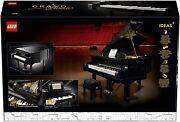 Lego 21323 Ideas Piano Of Tail Construction With Motor And 25 Keys Collectors