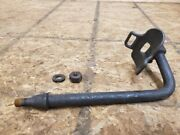 Original Ford Model T Top Iron Bracket Arm With Catch Restored