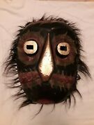 Antique African Mask + Gift