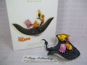 Hallmark 2009 Learning With Mr. Ray Ornament Disney Finding Nemo