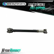 30 11/16 Front Prop Drive Shaft For 1990-1993 1994 Jeep Cherokee 4l 4wd W/ A.t.