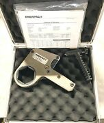 Enerpac W4206x Cassette 2-3/8 / 60mm Hexagon Size Torque Wrench With Case