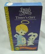 Precious Moments Timmy's Gift A Precious Moments Christmas Story Vhs