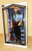 Disney Store Summer Kristoff Doll 18 Limited Edition Frozen Doll Mint Conditio