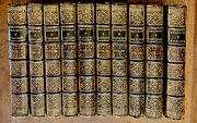 Beaumont And Fletcher Works 1750 10 Volumes Shakespeare
