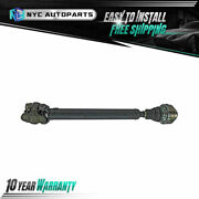 28 1/4 Front Prop Drive Shaft Assy For 1996 Jeep Grand Cherokee 5.2l W/ A.t.