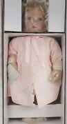 Baby Shirley Shirley Temple Porcelain Doll Elke Hutchens Never Removed From Box