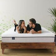 Lull - Memory Foam Queen Sized Mattress Comfort And Peace Of Mind