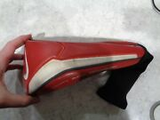 Rare Nike Vrs Covert Red/white/black Sock Style Driver Head Cover-used