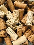 300 Used Brown White Wine Corks, All-natural, Great For Crafts Clean,from Ca