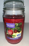 Better Homes And Gardens Fresh Orchard Apples Single-wick 18 Oz. Jar Candle