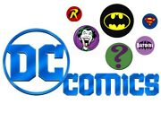 Pick Batman And Superman And Other Dc Comics Action Figures - Kenner