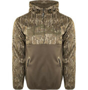 Drake Waterfowl Mst Men's Endurance 1/4 Zip Hunting Hoodie - All Sizes And Colors