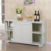 Sideboard Buffet Cabinet Kitchen Dining Room Furniture Cupboard Storage China