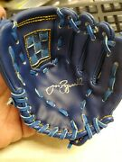 Jeff Bagwell Mini Glove Autographed Houston Astros