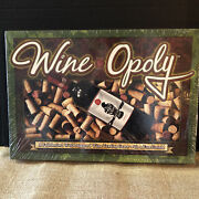 Wine-opoly Wineopoly Wine Board Game About Wines - New Sealed Game-d8