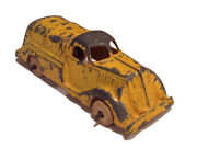Antique 1930and039s Hubley Toys 3 Diecast Fuel Tanker Truck