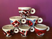 Illy Collection 1997 Roma Aeterna By A.r. Penck
