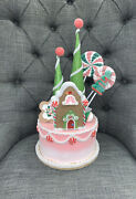 Katherineand039s Collection Sweet Christmas Cake Tree Topper