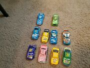 Cars Toys Disney Pixar Lot Cars 1 And 2 And Rare Toy Story Cars