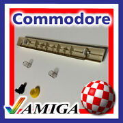 Commodore Amiga A2000 Space Bar Key Cap For Greenish Plunger Type Keyboard