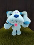 Fisher Price Talking Singing Sing Along Blue Blues Clues Dog Toy 12andrdquo
