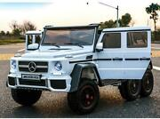 Rideoncarstore. Ride On Car Kids Toy Mercedes G63 2021 Boys And Girls, 2-7 Years