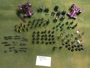 Warhammer 40k Tau Army - Painted - 105 Figures And 2 Tanks And Gw Case