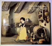Snow White And The Seven Dwarfs An Art In Its Making Book Signed By 12 W/ Coa