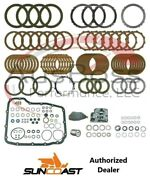Suncoast Diesel Sc-68-0 68rfe Transmission Rebuild Kit Category 0 Dodge Cummins