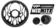 Cpp Torch Black Billet Steering Wheel Hub Horn Button Combo Package Grant Momo