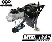 1948-52 Ford F-1 F1 Truck 8 Power Brake Booster Conversion Kit 4 Wheel Disc