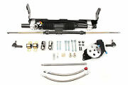 1958-64 Chevy Impala Unisteer Steering Rack And Pinion Power Steering Conversion