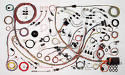 1971-73 Ford Mustang Classic Update American Autowire Wiring Harness Kit 510662