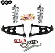 Mustang 2 Ii Front Lower Tubular Control Arm Coil Over Conversion Kit