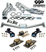 67 68 69 70 72 Chevy C10 Cpp Tubular Ls Conversion Kit With Fit Riteandtrade Sliders