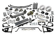 55-59 Chevy 1/2 Ton Truck Ultimate Performance Mustang Ii Ifs Conversion Package