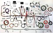 1987-89 Ford Mustang Classic Update American Autowire Wiring Harness Kit 510547