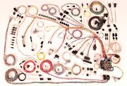 1965 65 Chevy Impala Classic Update American Autowire Wiring Harness Kit 510360