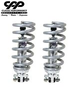 1978-88 Chevy Monte Carlo Viking Coilover Conversion Kit Double Adjustable 350lb