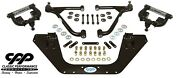 67-70 Ford Mustang Mini Sub Frame Kit Upper And Lower Tubular Arms Usa Made