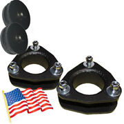 Bmw X5 2002-2006 Rear Coil And Shock Lift Spacers For 2.5 Lift