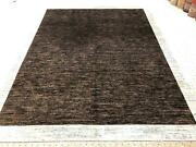 Antique Super Fine Handmade Hand Embroidered Nomadic Area Rug 5and039 6 X 8and039 6