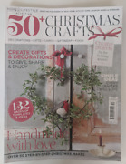50+ Christmas Crafts Magazine Decorations-gifts-cards-giftwrap-food 2013