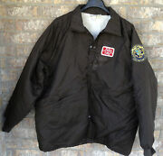 Vintage Frito Lay Men's Jacket-xxl-sherpa Insulated